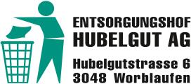 Entsorgungshof Hubelgut AG Logo